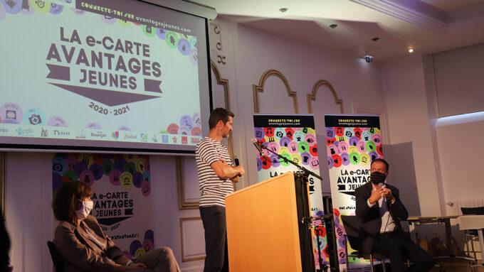 La Carte Avantages Jeunes Fait Sa Revolution Actualites Region Bourgogne Franche Comte